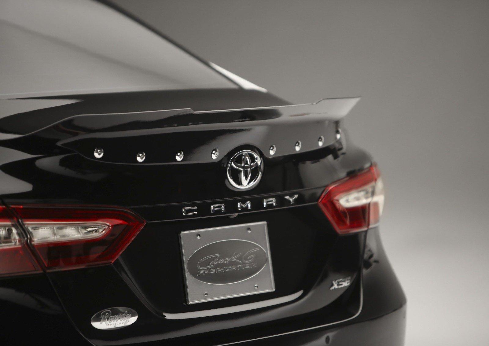 Toyota Camry 2018 Nascar