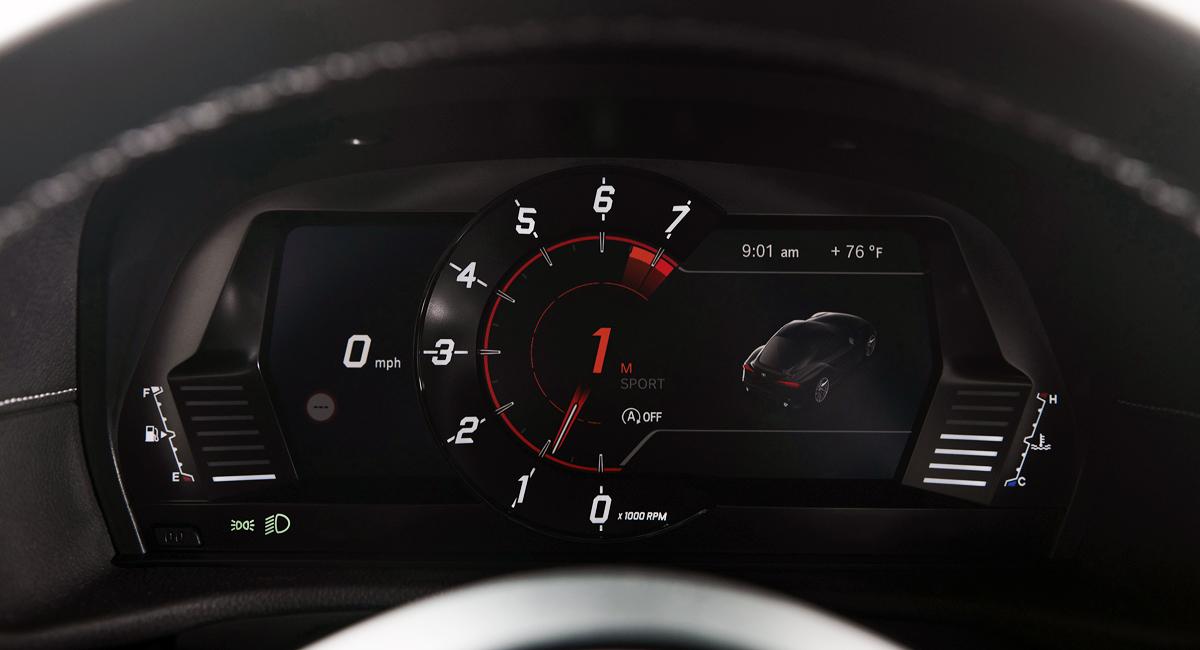Toyota Supra 2019