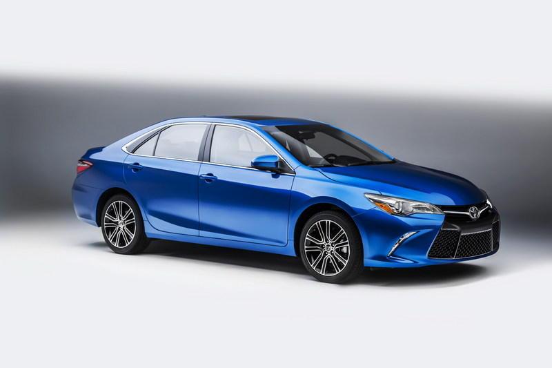 Лимитированная версия Toyota Camry