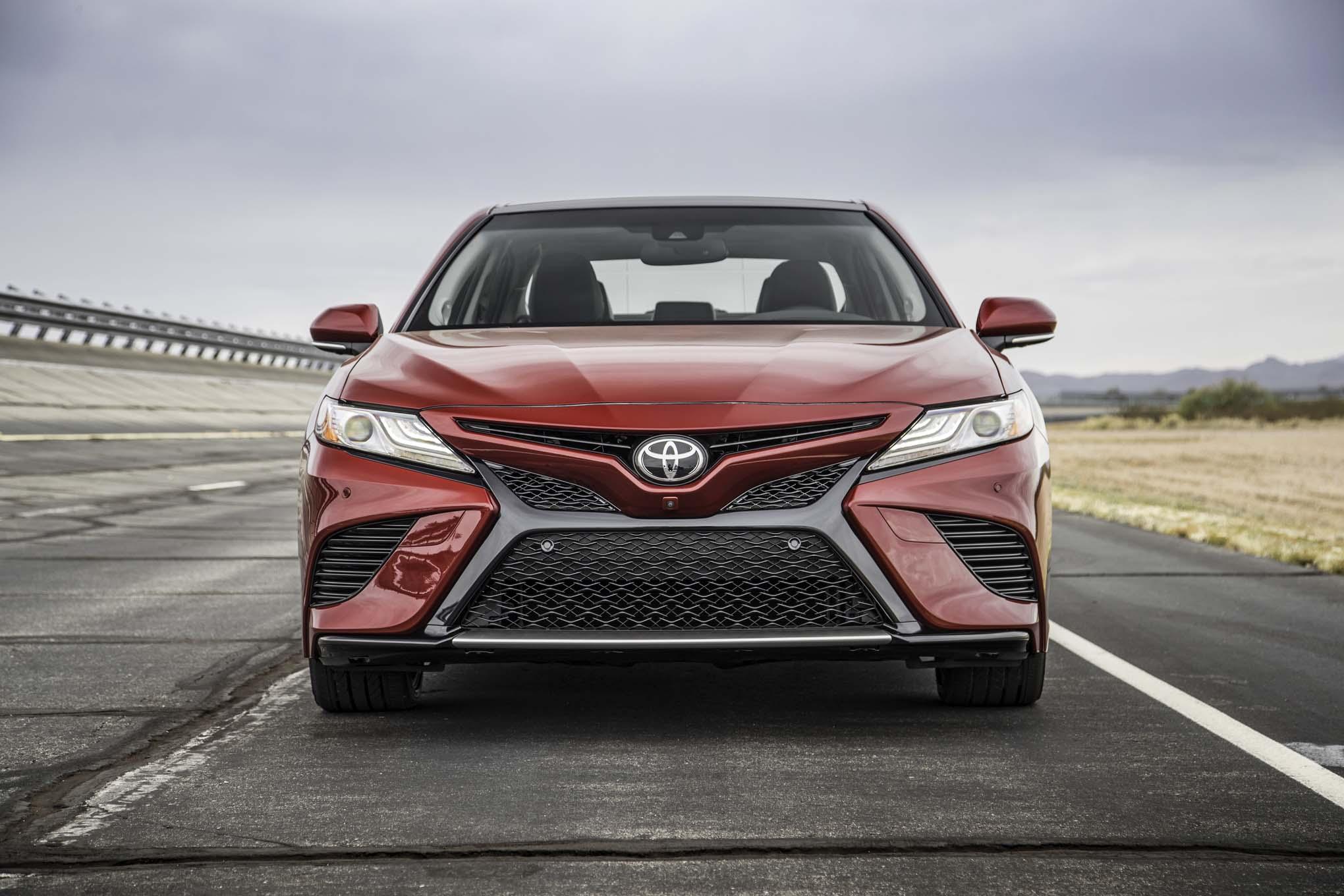 Обзор новой Тойота Камри от THE Drive
