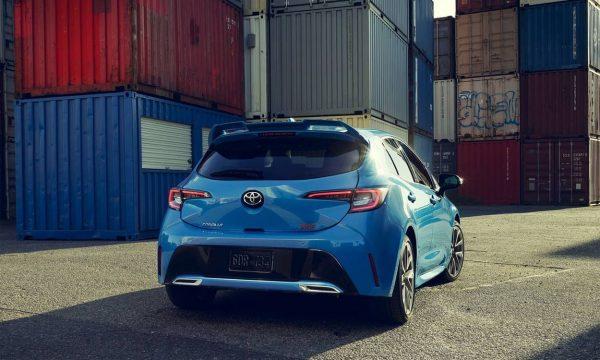 Toyota Corolla 2018-2019