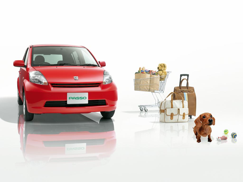 Toyota Passo – технические характеристики, фото, видео тест-драйв