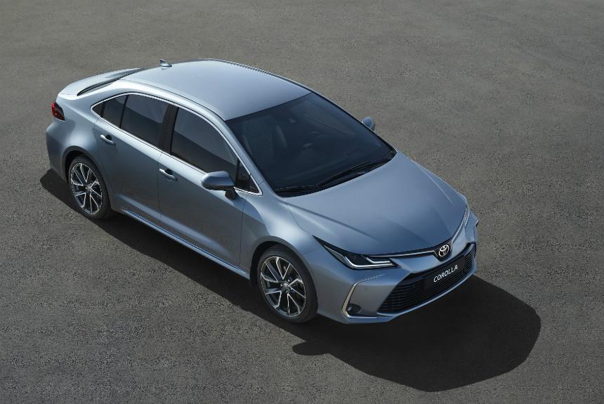 Toyota Corolla 2020 – Комплектации и цены нового кузова
