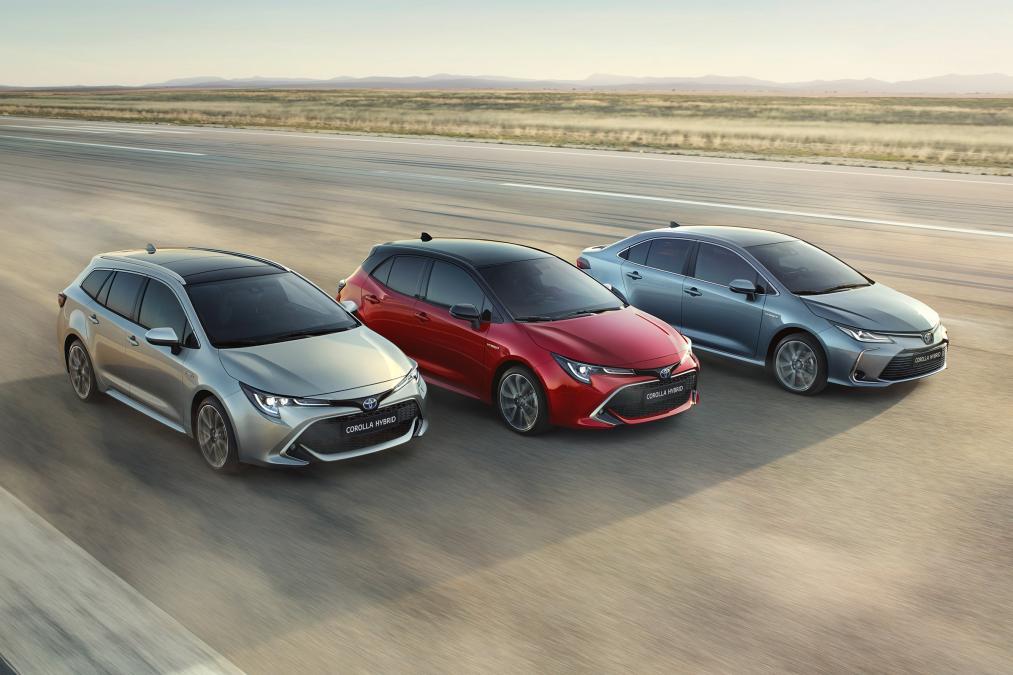 Новый хэтчбек 2019 Toyota Corolla Все подробности
