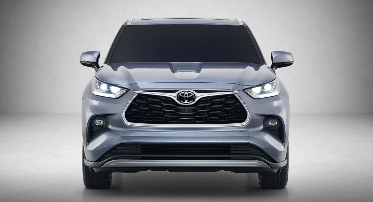 Toyota Highlender 2019