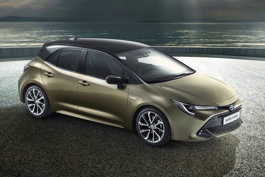 Toyota Auris 2019 – цены и комплектации нового кузова