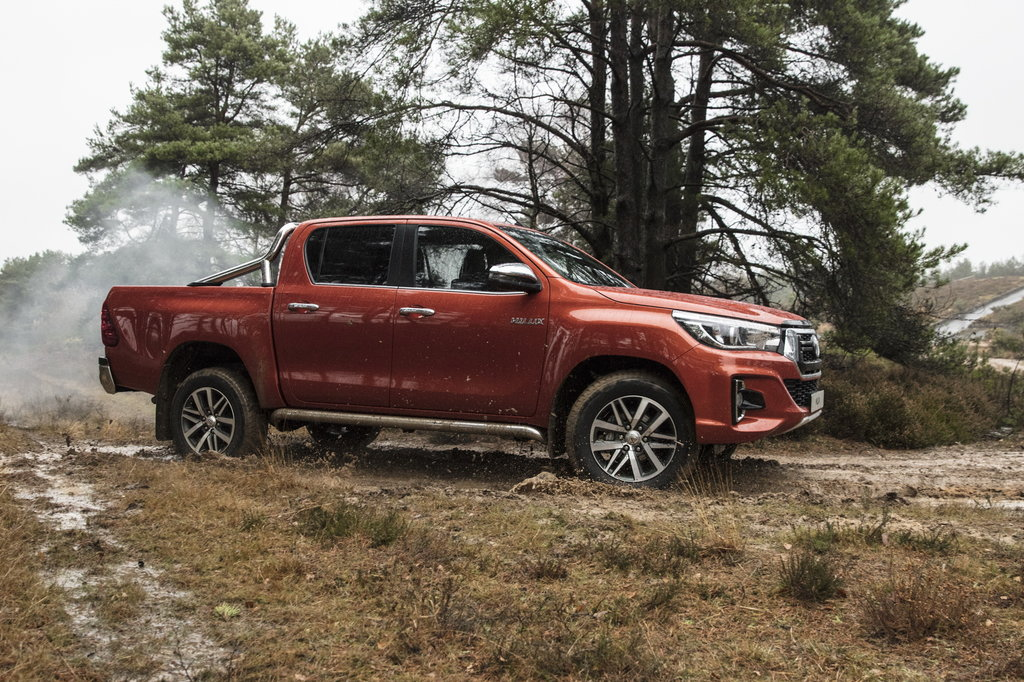 Toyota Hiluxe 2019