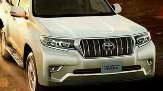 Toyota Prado 2021 – Шпионские фото и когда выйдет в России новый кузов?