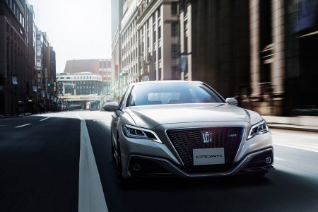 Toyota Crown 2020